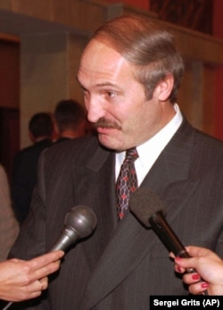 Олександр Лукашенко, 1996 рік