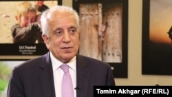 The U.S. special envoy on Afghanistan, Zalmay Khalilzad, was among the advisers to brief President Donald Trump.