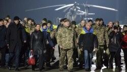 Ваша Свобода | Друга хвиля обміну полоненими на Донбасі