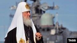 Patriarku rus Kirill