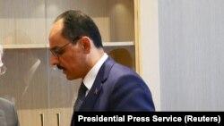 Пресс-секретарь президента Турции Ибрагим Калын (архив)
