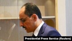 Թուրքիայի նախագահի խորհրդական Իբրահիմ Քալըն, արխիվ
