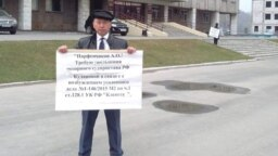 Бывший депутат Кырлыкского сельсовета Айдар Кудирмеков