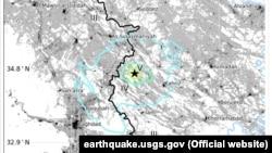 На неділю в західній провінції Керманшах в Ірані стався землетрус магнітудою 5,9