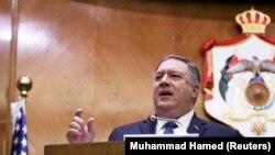 آرشیف، مایک پامپیو وزیر خارجه امریکا