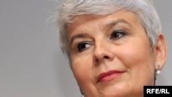 Sada, kada smo država članica Europske unije, mislim da izjave hrvatskih premijera moraju krenuti u konkretizaciju: Jadranka Kosor