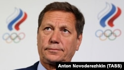Russian Olympic Committee President Aleksandr Zhukov said Russian leaders will never agree to WADA's demand that they recognize a state role in doping.