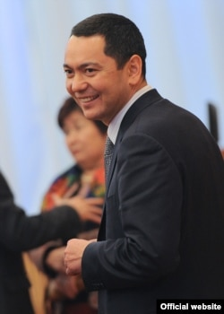 Новый глава правительства не скрывал своей радости