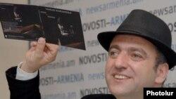 Ջազային երաժիշտ Վահագն Հայրապետյանը ներկայացնում է իր նոր ձայնասկավառակը