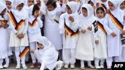 La inaugurarea unei moschei în Hanau, Germania, mai 2015