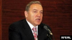 Azerbaijan -- Turkish Ambassador Hulusi Kilic.