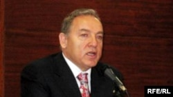 Turkish Ambassador to Azerbaijan Hulusi Kilic