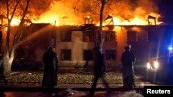 Ադրբեջան - Իրադարձությունները Իսմայիլիում, 24-ը հունվարի, 2013թ.