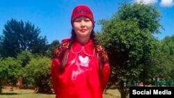 """Лидия Баинова. Фото из аккаунта в """"ВКонтакте"""""""