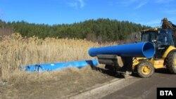 Строежът на водопровода от Мало Бучино започна в събота