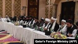 قطر کې د طالبانو سیاسي دفتر استازي