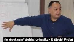 Икбалжан Мирсаитов.