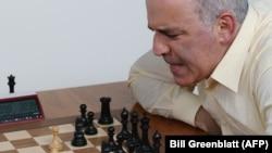Garry Kasparov u Sent Louisu