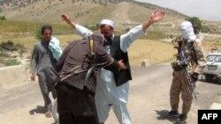 В Афганистане. Иллюстративное фото.