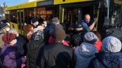 Время Свободы: В Минске футбол, а в Киеве давка