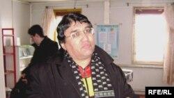 Владимир Габидуллин, депутат Казталовского районного маслихата. Западно-Казахстанская область, 10 февраля 2009 года.