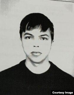 Убитый Александр Сухоребриков