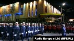 Parakalimi i Forcave të Armatosura të Shqipërisë
