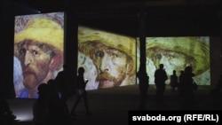 Выставка «Ван Гог. Ожившие картины» в Минске. Иллюстративное фото.