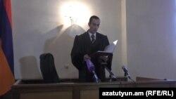 Գյումրիում այսօր հրապարակվեց Հարություն Գրիգորյանի սպանության գործով դատավճիռը