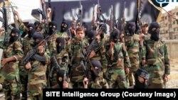 Тренировочный лагерь рядом с Дамаском, 6 декабря 2014 года
