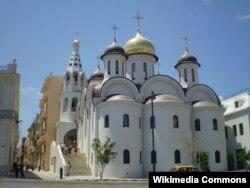 Храм Казанской иконы Божией Матери в столице Кубы Гаване