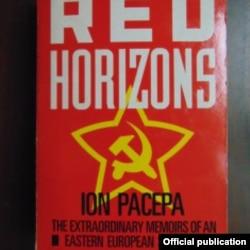 """Ediție în engleză a cărții """"Orizonturi Roșii""""."""