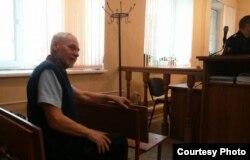 Анатолий Вторушин в суде