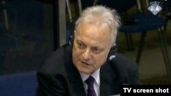 Stevo Pašalić u sudnici 14. ožujka 2013.