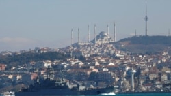 Stambulda polisden gaçan ýaragly türkmen migrantlary saklandy