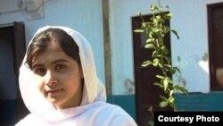 Пакистанката Малала Јоусафзаи