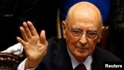 Джорджо Наполітано