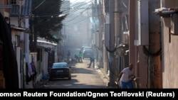 Jedno od romskih naselja na Balkanu, ilustrativna fotografija