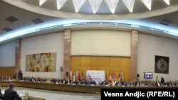 Samit CEI u Beogradu, 4. novembar 2011.
