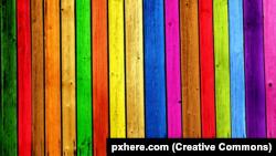 Небольшая пауза: сможете назвать все цвета по порядку? :)