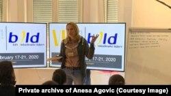 Na portalima su od prvih deset vijesti devet negativne ili uznemirujuće: Anesa Agović