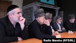 Малхбалерчу а, Малхбузерчу а Нлхчийн Къанойн Кхеташо, Бруссель, 10Мар2014