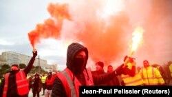 Štrajk radnika paralizovao Francusku