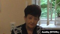 Сафуре Каждаметова