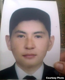 Аманжол Жансенгиров. Фото из семейного архива Жансенгировых.
