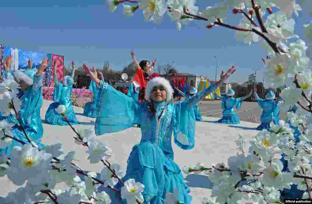 В Кыргызстане с размахом отметили наступление Нооруза.