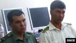 Türkmenistanyň gümrük işgärleri