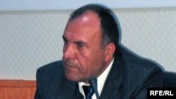 Маҳмадшариф Ҳақдодов, муовини вазири энержии Тоҷикистон