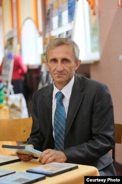 Віктар Замосьцік