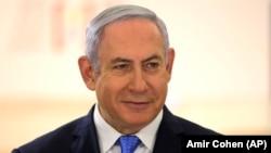 Прем'єр-міністр Ізраїлю Біньямін Нетаньягу/